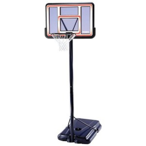 spalding adjustable basketball hoop
