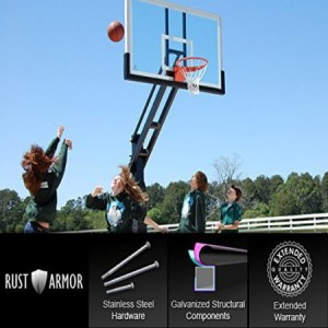 best adjustable basketball hoop reviews