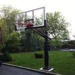 lifetime 44 pro court height-adjustable portable basketball hoop