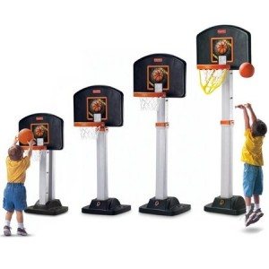 fisher price toddler basketball hoop