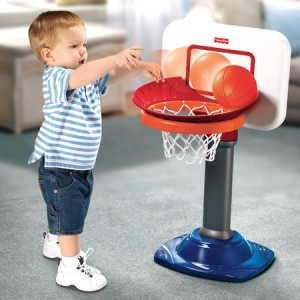 basketball goal for kids
