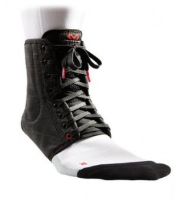 McDavid 199 Lace-up Ankle Brace with Support Stays reviews
