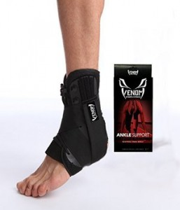Venom Neoprene Ankle Brace Lace Up Support reviews
