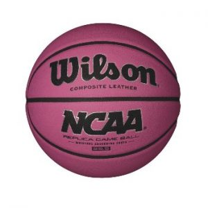 Wilson NCAA Replica Game Basketball reviews