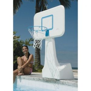 pool toys basketball hoop