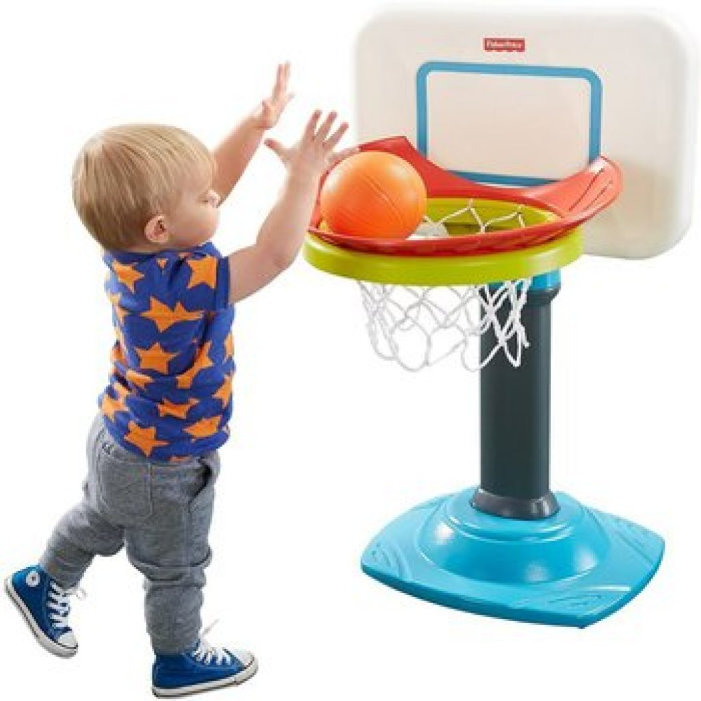 Portable Little Kids Hoop