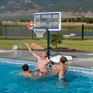 best poolside basketball hoop reviews