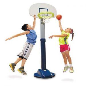 kids over the door basketball hoop