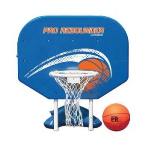 basketball hoop for pool reviews
