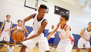 rules of basketball for kids
