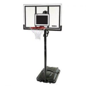 Lifetime 71524 XL basketball hoop and stand portable