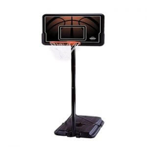 Lifetime Pro Court portable hoop