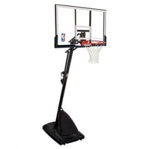 Spalding 66291 portable basketball system