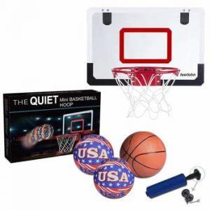 wall mounted mini basketball hoop reviews