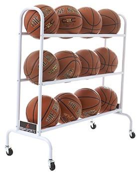 basketball ball rack outdoor