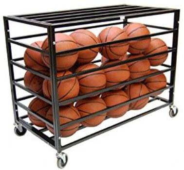 best basketball rack reviews