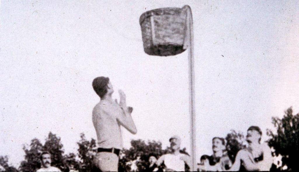 origin of basketball