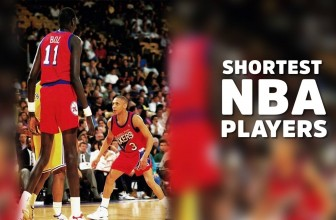 The 10 Shortest NBA Players Of All Time